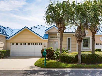 Ponce Inlet Condo/Townhouse For Sale: 4642 Riverwalk Village Court