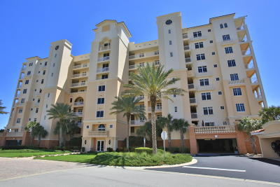 New Smyrna Beach Condo/Townhouse For Sale: 253 Minorca Beach Way #606