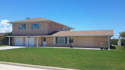 Ponce Inlet Single Family Home For Sale: 130 Old Carriage Road
