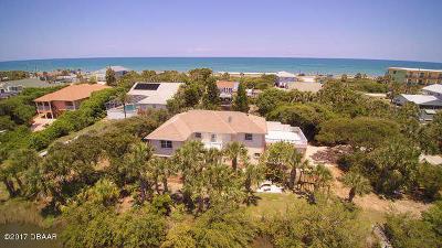 Flagler Beach Single Family Home For Sale: 101 N 22nd Street
