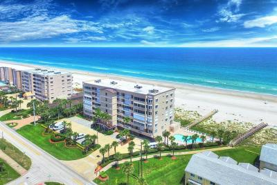 Ponce Inlet Condo/Townhouse For Sale: 4767 S Atlantic Avenue #703