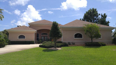 Plantation Bay Single Family Home For Sale: 1063 Hampstead Lane