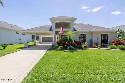 Port Orange Single Family Home For Sale: 1594 Town Park Drive