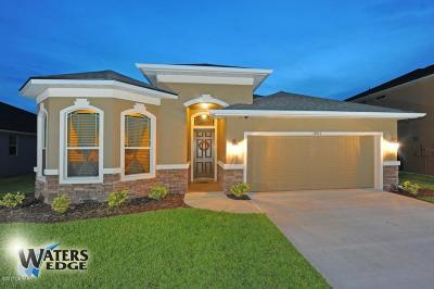 Waters Edge Single Family Home For Sale: 1805 Creekwater Boulevard