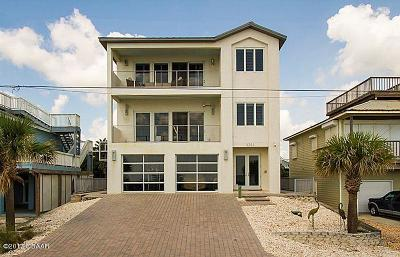 New Smyrna Beach Single Family Home For Sale: 6364 S Atlantic Avenue