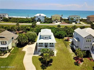 Flagler Beach FL Single Family Home For Sale: $429,900