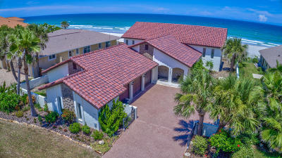 Ponce Inlet Single Family Home For Sale: 4321 S Atlantic Avenue