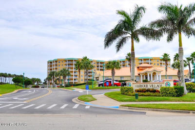 Ponce Inlet Condo/Townhouse For Sale: 4650 Links Village Drive #D301