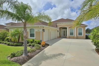 Venetian Bay Single Family Home For Sale: 3433 Tesoro Circle