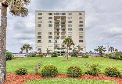 Ormond Beach Condo/Townhouse For Sale: 1513 Ocean Shore Boulevard #B-8