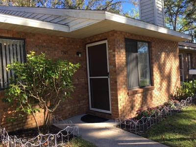 Volusia County Attached For Sale: 1505 Heritage Lane