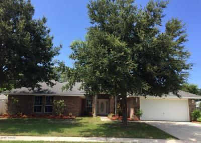 Volusia County Single Family Home For Sale: 5434 Frederick Lake Drive