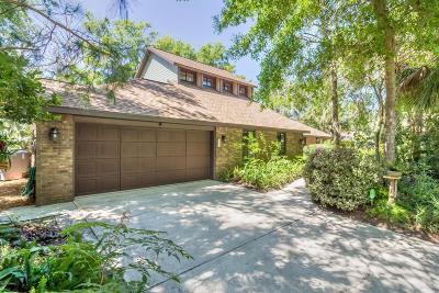 Tomoka Oaks Single Family Home For Sale: 302 River Bluff Drive