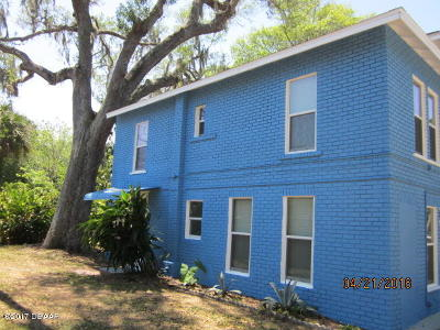 Volusia County Multi Family Home For Sale: 804 Downing Street