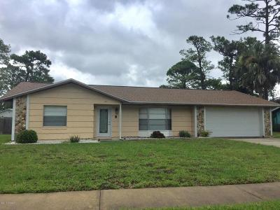 Volusia County Single Family Home For Sale: 827 Wildwood Circle