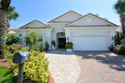 Hammock Dunes Single Family Home For Sale: 14 Montilla