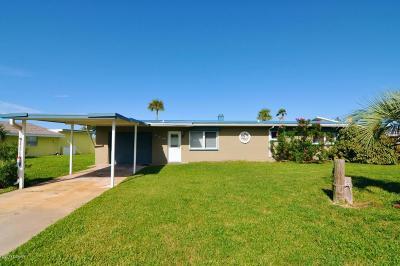 South Daytona Single Family Home For Sale: 227 Sandy Circle