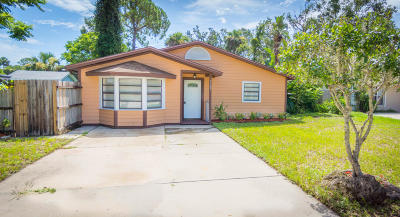 Volusia County Single Family Home For Sale: 5107 Taylor Avenue
