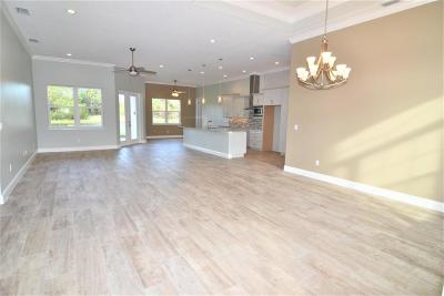 Palm Coast Plantation Single Family Home For Sale: 35 N Lakewalk Drive