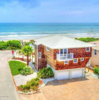 New Smyrna Beach Single Family Home For Sale: 6200 S Atlantic Avenue