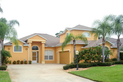 Spruce Creek Fly In Single Family Home For Sale: 3113 Waterway Place