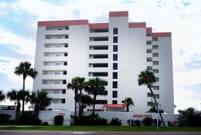 Ormond Beach Condo/Townhouse For Sale: 1183 Ocean Shore Boulevard #1002