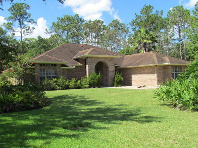 Volusia County Single Family Home For Sale: 3 Buckthorn Look