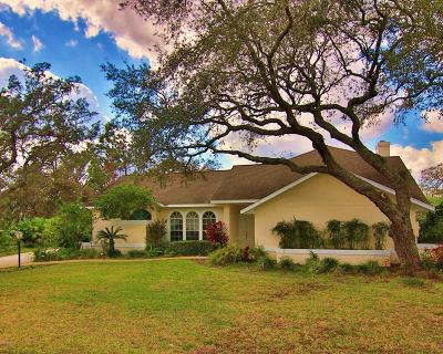 Spruce Creek Fly In Single Family Home For Sale: 1823 Lindbergh Lane