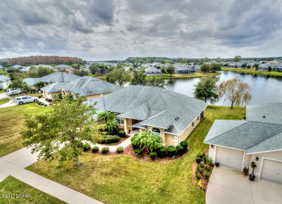 Pelican Bay, Ashton Lakes, Cypress Head, Sabal Creek, Sanctuary On Spruce Creek, Spruce Creek Fly In, Villages Of Royal Palm, Waters Edge Single Family Home For Sale: 1706 Goosecross Court