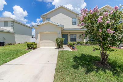Volusia County Attached For Sale: 1985 Yellowfin Drive
