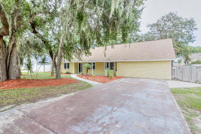 Volusia County Single Family Home For Sale: 1515 N Beach Street