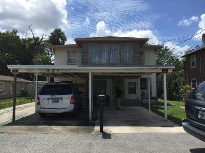 Volusia County Multi Family Home For Sale: 531 South Street
