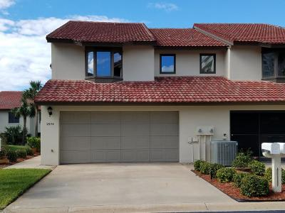 Volusia County Attached For Sale: 2954 Sea Oats Circle