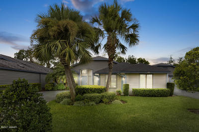 New Smyrna Beach Single Family Home For Sale: 1087 Red Maple Way