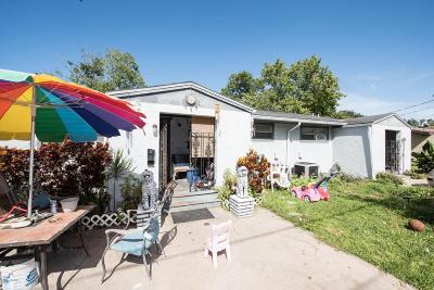 Volusia County Multi Family Home For Sale: 841 & 843 Grove Avenue