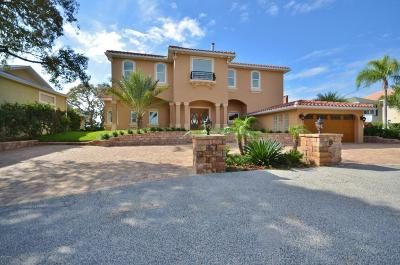 Volusia County Single Family Home For Sale: 8 Sunset Terrace