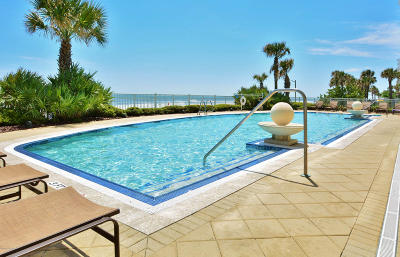 Daytona Beach Shores Condo/Townhouse For Sale: 1925 S Atlantic Avenue #1102