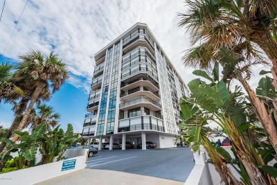 Ormond Beach Condo/Townhouse For Sale: 1239 Ocean Shore Boulevard #2-E-5