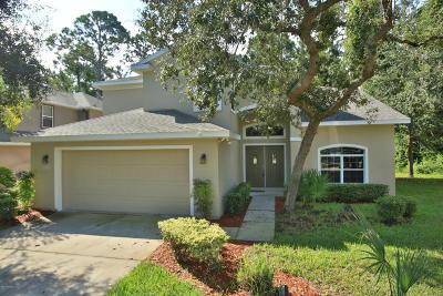 Flagler Beach Single Family Home For Sale: 2320 Stonebridge Way