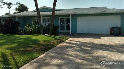 Volusia County Single Family Home For Sale: 106 Anchor Drive