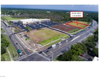 Volusia County Residential Lots & Land For Sale: 3817 S Clyde Morris Boulevard