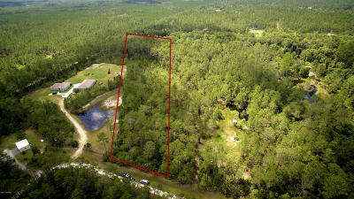 Volusia County Residential Lots & Land For Sale: 3615 Conifer Lane