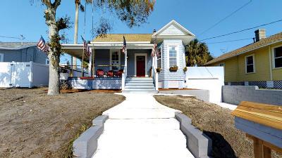 Daytona Beach Single Family Home For Sale: 33 S Oleander Avenue