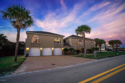 Ponce Inlet Single Family Home For Sale: 4892 S Atlantic Avenue