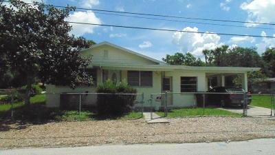 Daytona Beach Single Family Home For Sale: 581 Fremont Avenue