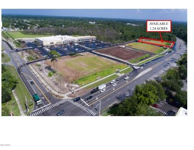 Volusia County Residential Lots & Land For Sale: 3825 Clyde Morris Boulevard
