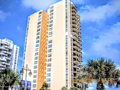 Daytona Beach Shores Condo/Townhouse For Sale: 3051 S Atlantic Avenue #303