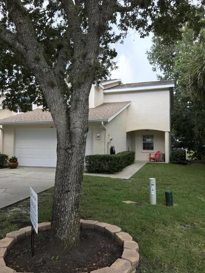 Volusia County Attached For Sale: 196 Arborvue Trail