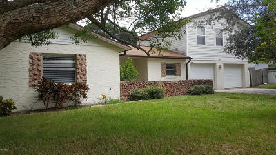Volusia County Single Family Home For Sale: 683 Reillys Road