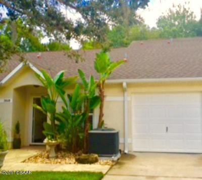 Volusia County Attached For Sale: 3018 Oak Hammock Drive